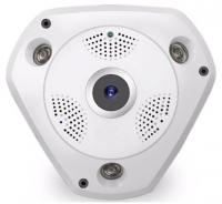Панорамная IP WIFI видеокамера TSP-VR360H